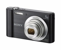 SONY DSC W800 DSC W800 20 мегапикселя; цифровая камера 5x оптический зум CCD Бесплатная доставка