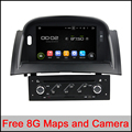 Android 5.1 Car DVD for Renault Megane 2 II 2004-2009 Quad Core 1024*600 Touch Screen car gps navigation stereo radio map camera