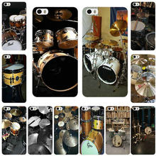 Cymbal Gretsch Drums Music Soft TPU Phone Case Silicone for Huawei P8 P9 P10 P20 Mate 10 Pro Y5 Y6 Y3 II Y7 Honor 6X 9 Lite Bags(China)