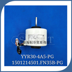 100% new for Air conditioning motor electric machinery motor FN35B-PG YYR 30-4A5-PG good working