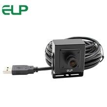 Free shipping ELP 2.1mm Lens 1080p HD Free Driver mini box USB board Camera  for Linux ELP-USBFHD01M-BL21