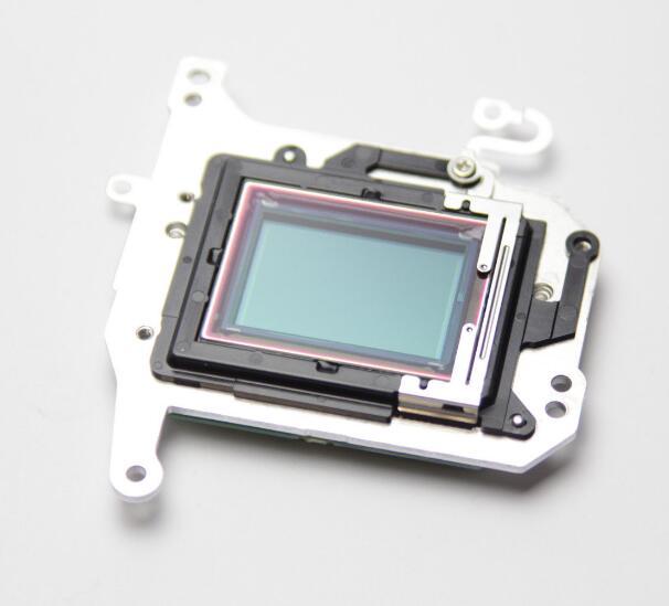 95% nouveau capteur d'image 1200D rebelle T5 X70 CCD CMOS avec verre filtrant passe-bas parfaitement pour Canon 1200D rebelle T5 X70