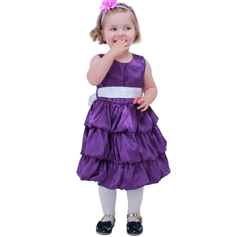 baby girls christmas party dress kids girl dress birthday party ...