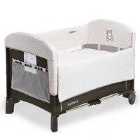 Hongkong Бесплатная доставка Высокое качество новорожденных детская кроватка отправить бампер ребенка колыбели