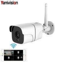 4MP 2MP كاميرا أمان لاسلكية نظام 1080P IP كاميرا واي فاي بطاقة SD في الهواء الطلق الصوت نظام الدائرة التلفزيونية المغلقة طقم مراقبة الفيديو كامارا