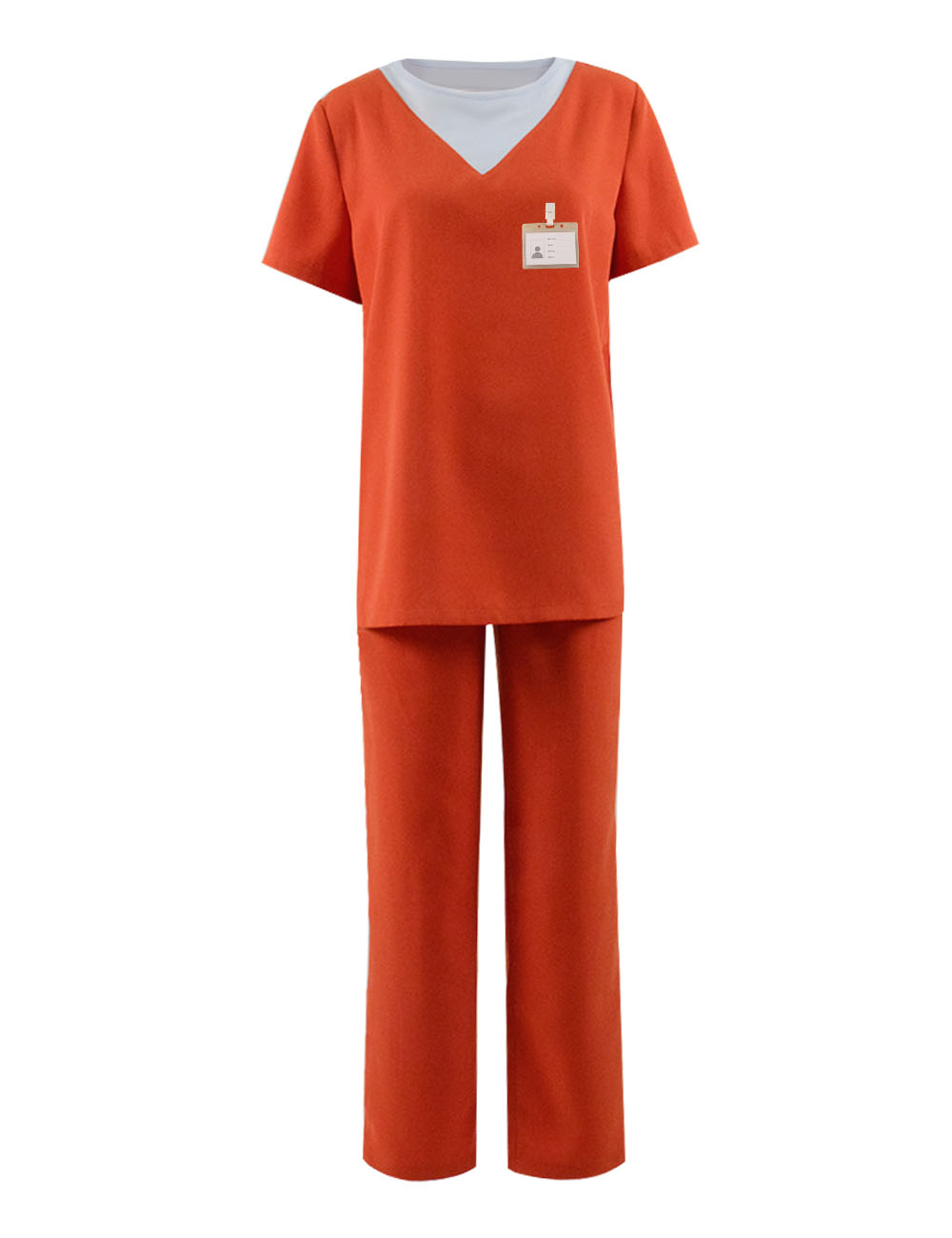 Orange is the New Black Piper Chapman Cosplay Costume Full Set