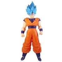 Dragon Ball Z 2 Super Size Zoon Goku Softvinyl Saiyan Goku Action FigureLoose 16