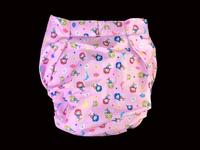 Hai'an reusable adult urinary incontinence diaper Pink#MPM01 10