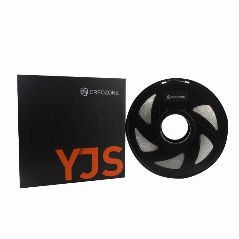CREOZONE ยืดหยุ่น 3D เครื่องพิมพ์ TPU Flex พลาสติกสำหรับ 3D เครื่องพิมพ์ 1.75 มม. 1 กก. 3D วัสดุการพิมพ์