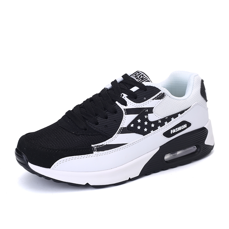 9824fad2bb1 2017 Men Casual Shoes High Quality Fashion men Sport Trainers Shoes  Breathable unisex Walking jogging zapatillas leisure shoes-in Men s Casual  Shoes from ...