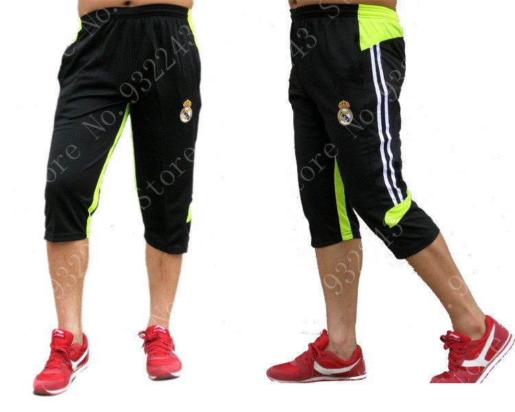 Aliexpress.com : Buy Man 3/4 Pants Cropped Jogger Pants Trousers ...