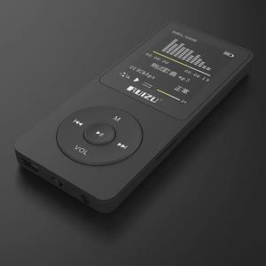 Image 2 - 2016 100% originale Inglese versione Ultrasottile MP3 Player con 4GB di storage e Schermo Da 1.8 Pollici in grado di riprodurre 80h, originale RUIZU X02