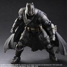 PLAY ARTS 25cm Armored Batman Edition 2 Action Figure Model Toys