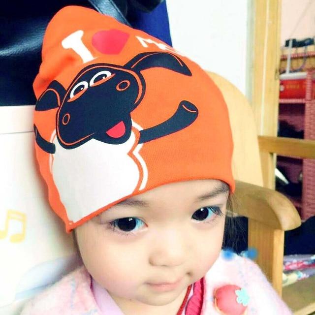 fc554eca3cf Baby Hat Baby Cap New Retail Autumn Winter Warm Baby Kids Caps Cotton  Floral Star Infant