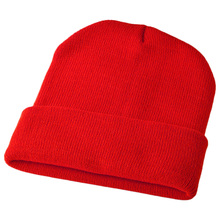 Popular Wild Warm Wool Hat Female Tide Men And Women Harajuku Fluorescent Pullover Autumn Winter Candy Color Knit BF