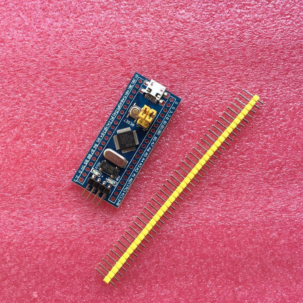 5pcs/lot STM32F103C8T6 ARM STM32 Minimum System Development Board Module For Arduino