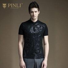 Polo Men Time-limited Fashion Slim Pinli Product 2017 New Summer Men's Quality Printing Short Sleeved Polo Shirt B172112471