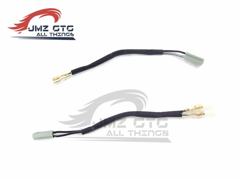 Motorrad Turn Signal OEM Connectors Indicator Cable Lead Wiring Plug for YAMAHA R1 R6 FZ1 FZ6 FZ8 FZ6R FZN XJ6