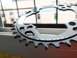 Image 2 - 2019 새로운 94BCD 라운드 34T/36T/38T/40T 사이클링 체인 링 MTB 자전거 체인 휠 크라운 BCD 94 NX GX X1 용