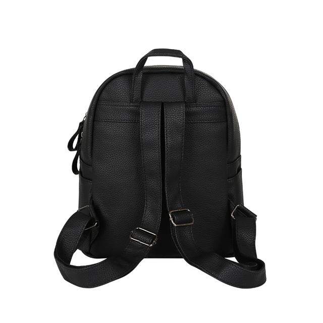 preppy style sequined black rucksack hotsale shopping women bags ladies travel bookbags famous designer student school backpacks