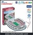 Национальной ассоциации студенческого спорта нкаа огайо стадион 3D головоломка модель бумаги