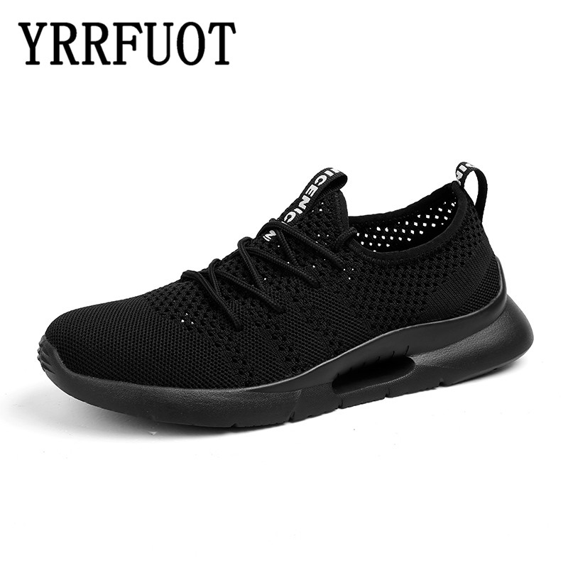 YRRFUOT Men's Sneakers Outdoor Brand Sports Shoes Comfortable Men Running Shoe 2019 New Light Men Shoes Fitness Zapatos Hombre