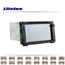 For KIA Ceed Cee'd ED Pro 2006~2012 Car Multimedia TV DVD GPS Radio Original Style Navigation Liislee Advanced Navi