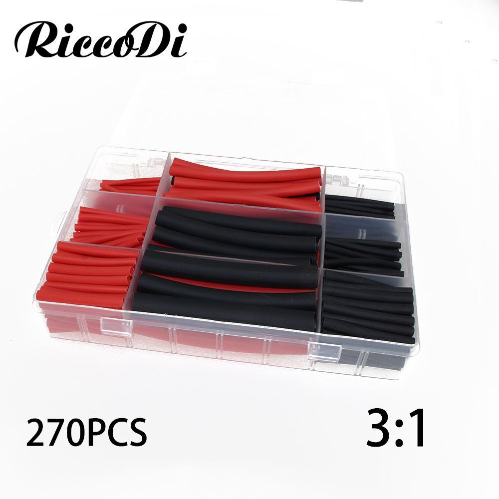 "HEAT SHRINK TUBING CLEAR 3//16/"" DIA 20 PCS FREE SHIPPING"