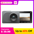 YI Smart Dash Camera International Version WiFi Night Vision HD 1080P 2.7 165 degree 60fps ADAS Safe Reminder Dashboard Camera