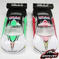 LTC 1/10 RC RACING Touring car competition 190mm width High downforce PVC body shell for xray 3Raicng yokomo TAMIYA ARC