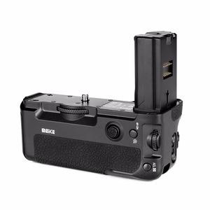 Image 4 - マイクス MK A9 Pro のバッテリーグリップ 2.4 のリモコンコントローラ垂直撮影機能ソニー A9 A7RIII A7III A7 III カメラ