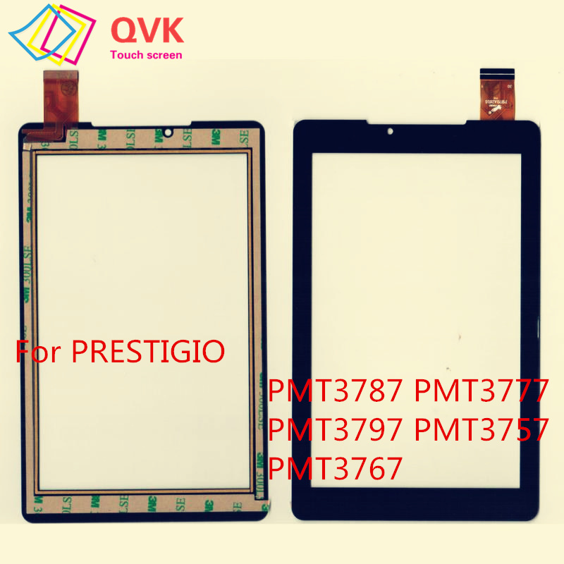 New 7 Inch For PRESTIGIO MULTIPAD COLOR WIZE 3787 3777 3797 3757 3767 3G Capacitive Touch Screen Panel Repair Replacement
