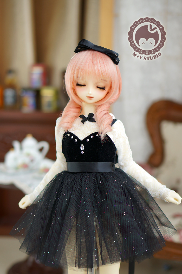 [Agent]NEW Red/Blue/Black Sequins Small formal Attire 1/3 SD SD13 SD10 BJD Doll Clothes new bjd doll jeans lace dress for bjd doll 1 6yosd 1 4 msd 1 3 sd10 sd13 sd16 ip eid luts dod sd doll clothes cwb21