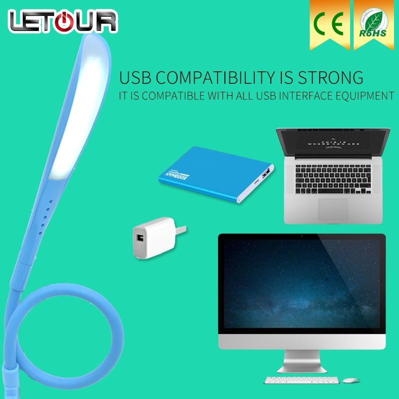 Dritë e mjaftueshme e dritës LED të natës LED Bateri USB Llampë - Dritat e natës - Foto 3
