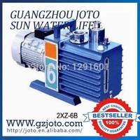 GUANGZHOU Double Stage Stainless Steel Rotary Vane Electric Vacuum Pump China 2XZ 6B