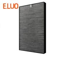 купить The FZ-Y180SFS highly efficient HEPA dust filter cleaner parts, high efficient composite air purifier parts KC-Y180SW FU-Y180SW дешево