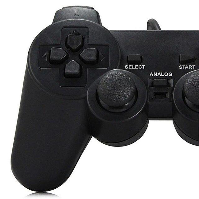 Online-Shop USB Verdrahtete PC Spiel Controller Gamepad Shock ...