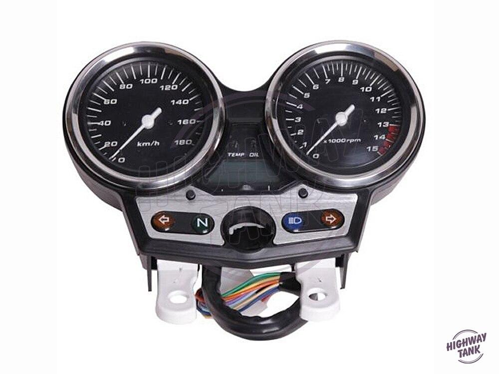 tacometro para motocicleta velocimetro medidor de velocidade de movimento para honda cb400 180 nc39 v tec