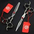 "professional hairdressing scisors hair cutting scissors barber scissors thinning shears for hairdresser's scissors 6"" 5.5 inch"
