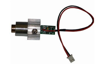 цена на DIY High quality 150mw 532nm green laser module laser diode with heatsink for stage mini laser