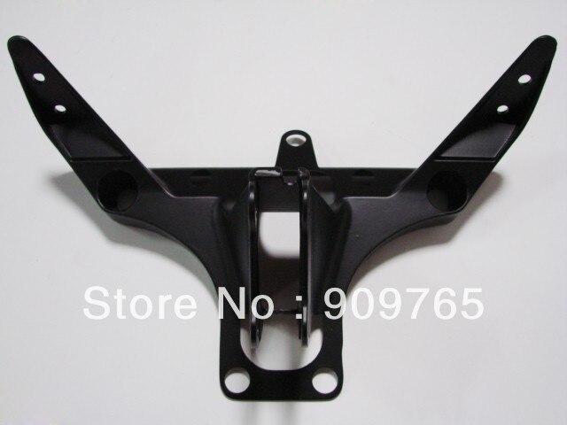 Free Shipping New Black Fairing Bracket Stay Upper Cowl for YAMAHA R1 2002 2003 YZF R1 YZFR1 upper fairing cowl headlight stay bracket for 2002 2003 yamaha yzf r1
