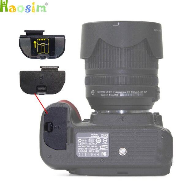 10ピース/ロットバッテリードアカバーニコンD3000 D3100 D3200 D400 D40 D50 D60 D80 D90 D7000 D7100 D200 D300 d300S D700カメラ修理