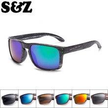 Горячая Распродажа, солнцезащитные очки, мужские спортивные солнцезащитные очки, уличные светоотражающие очки, цветные зеркальные очки с зеркальным покрытием, солнцезащитные очки