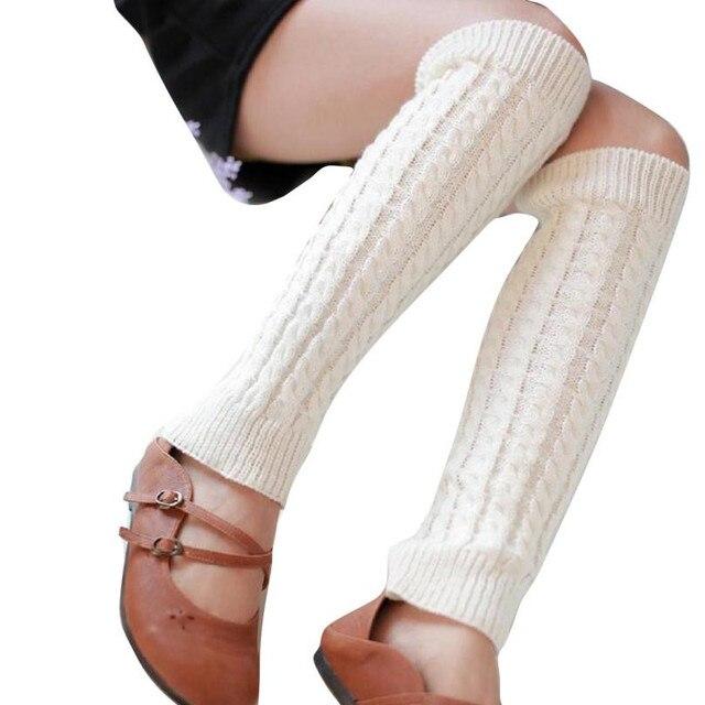 Moda japonesa Harajuku Calcetines mujeres Invierno Caliente ...