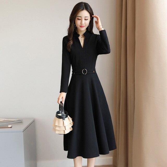 Long Dresses for Work