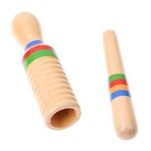 Wooden Maracas for Children