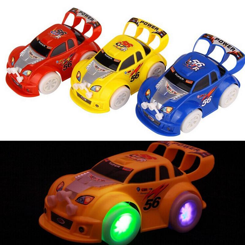 unid inflexin universal plstico lindo glow flashing msica nios elctrica juguetes de los nios modelo