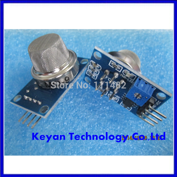 !!!! MQ-9 carbon monoxide Combustible gas sensor alarm MQ9 module Integrated Circuits