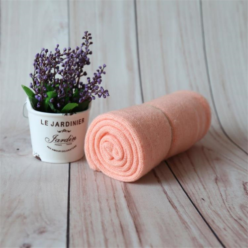 Cozy Stretch  Knit Props Baby Wrap Swaddle  Newborn Blanket Photography