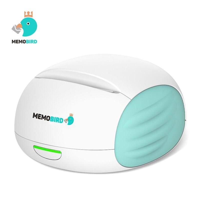 G2 Wifi Portable Bluetooth Impression Code À Barres Sans Fil de Poche Mini Imprimante Thermique Électronique Ordinateur Bureau Pour MEMOBIRD